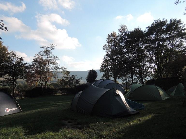 Hiken En Kamperen In Het Peak District Gertine